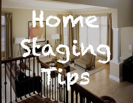 Minneapolis Home Staging tips for Saint Paul Minnesota Home Sellers
