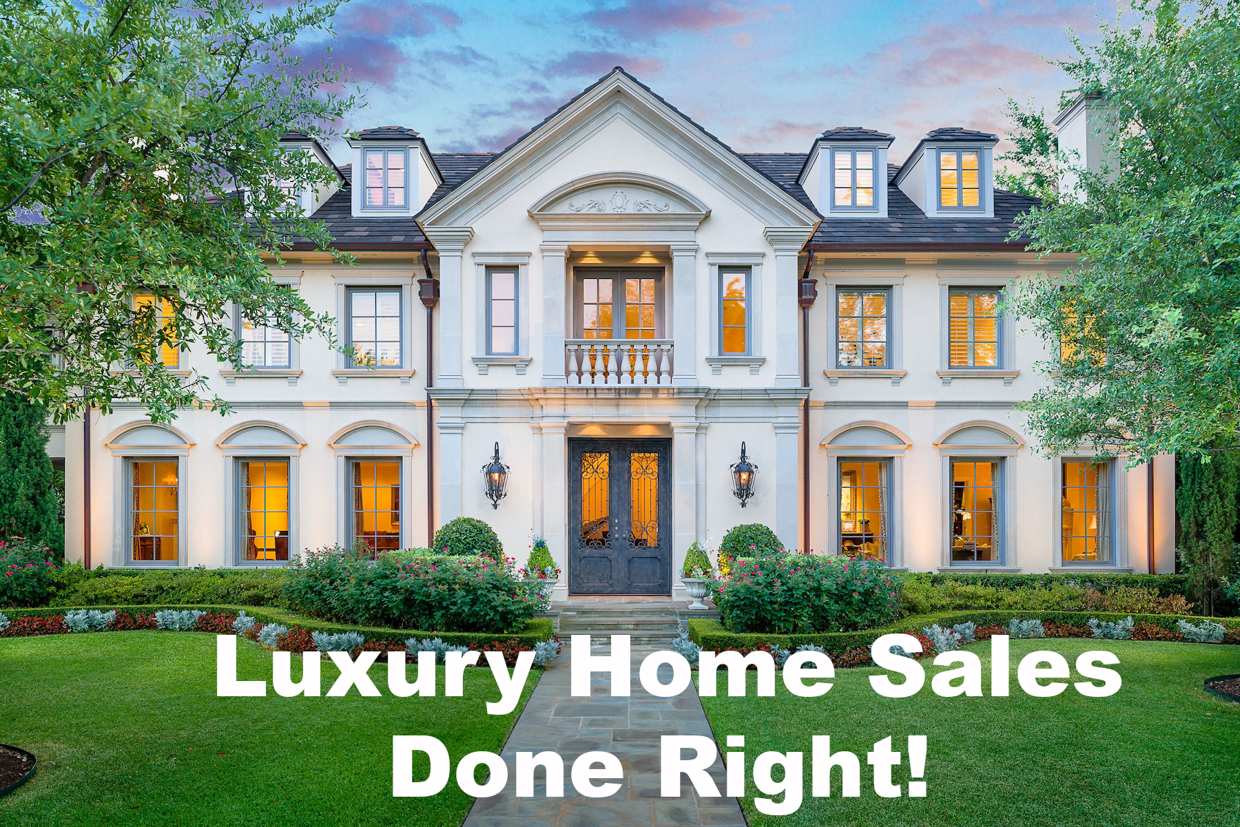 Selling a minnesota luxury home